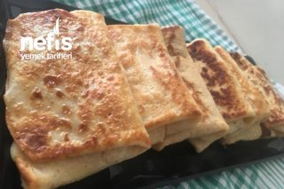 Kahvaltılık Börek Krep (Müthiş Bir Şey) Tarifi