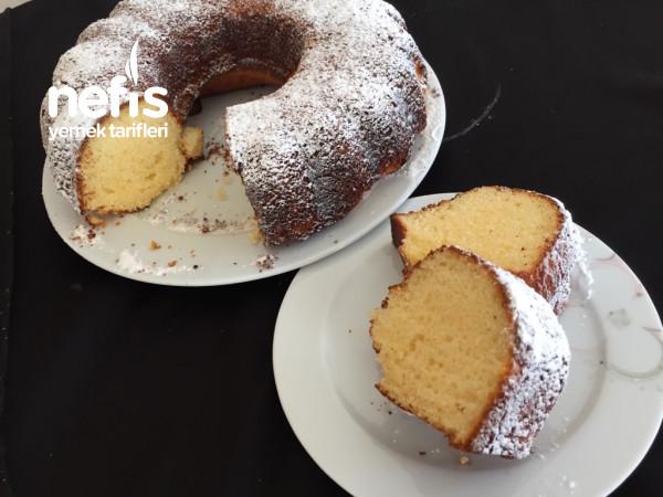 Limonlu Kek (Pamuk Gibi)