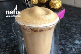 Starbucks Latte Macchiato Ev Yapımı Tarifi