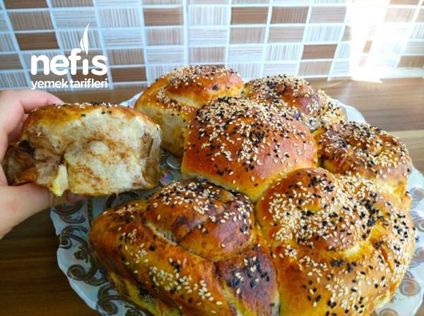 Sürpriz!!Karşıdan Baktım 1 Çeşit Ekmek Açtım Baktım 3 Çeşit Ekmek