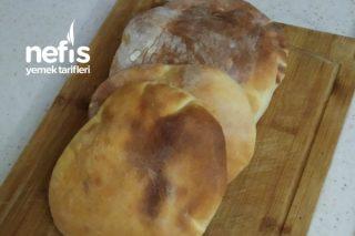 Yumuşacık Pita Ekmeği (Videolu) Tarifi