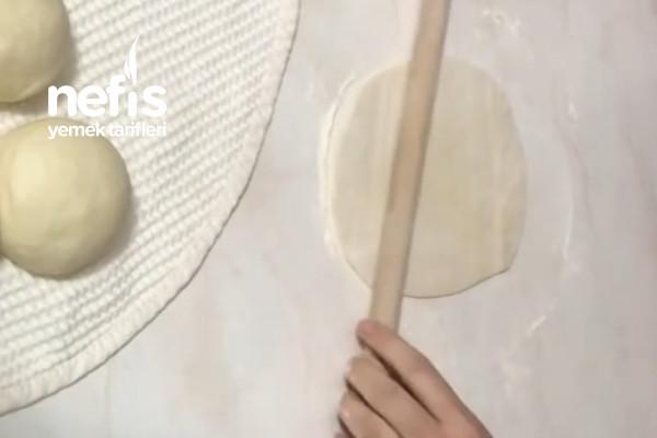 Yumuşacık Pita Ekmeği
