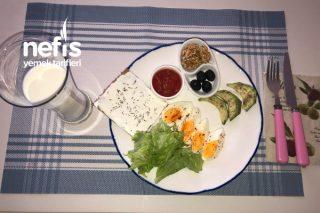 Diyet Kahvaltı Tabağı Önerisi (Doyucu, Sağlıklı, Fit) Tarifi