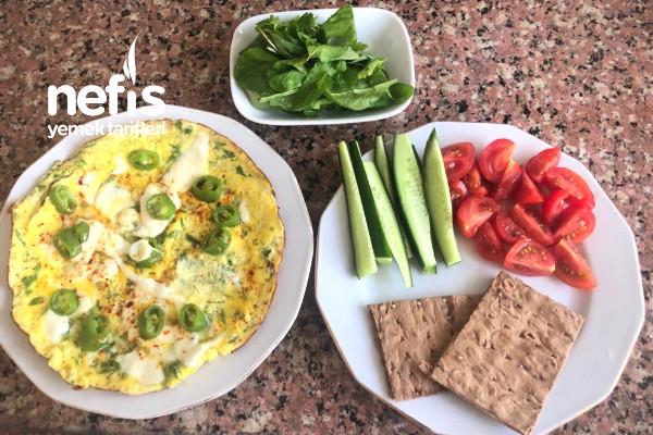 Diyete Uygun Kahvaltı Menüsü Tarifi