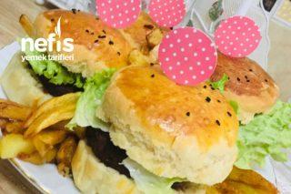 Dolu Dolu Hamburger Tarifi
