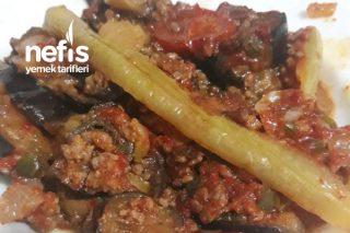 Fırında Kıymalı Patlıcan Tarifi