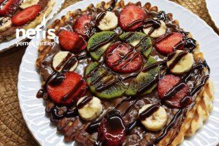 Harika Waffle Tarifi