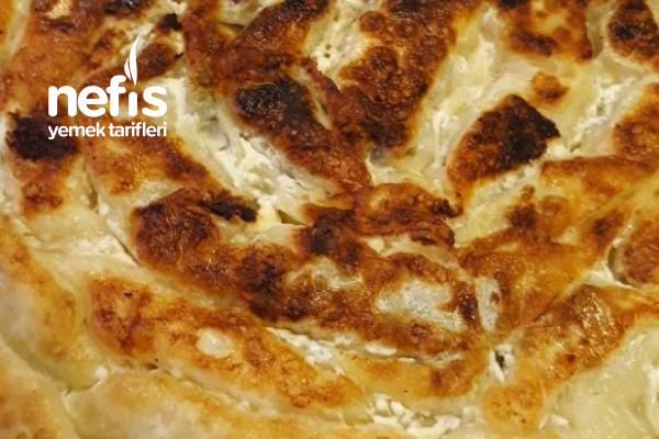 Kahvaltılık Tava Böreği (Bir Gece Önceden Hazırlanan) Tarifi
