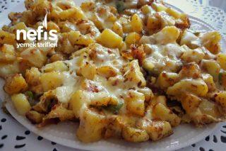 Kaşarlı Kekikli Patatesli Kahvaltılık Çayınız Demleninceye Kadar Hazır Tarifi