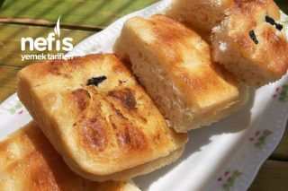 Patatesli Focaccia (Meşhur İtalyan Ekmeği) Tarifi