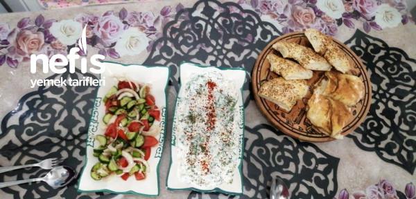 Semiz Otu Salatasi