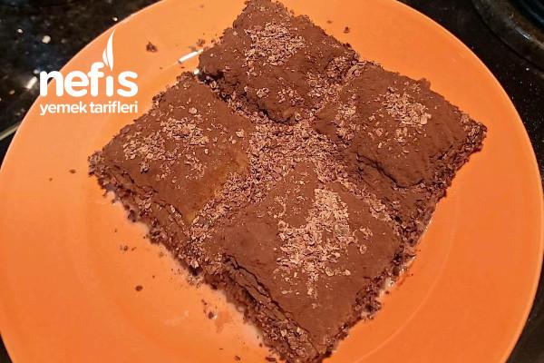 Sütlü Çikolatalı Soğuk Baklava (Bunu Yedikten Sonra Bağımlılık Yapıyor)