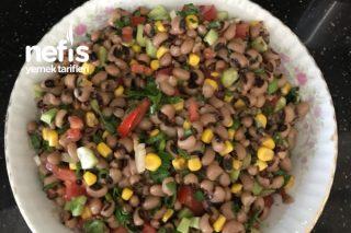 Taneli Börülce Salatası Tarifi