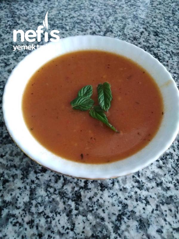 Toz Tarhana Çorbası