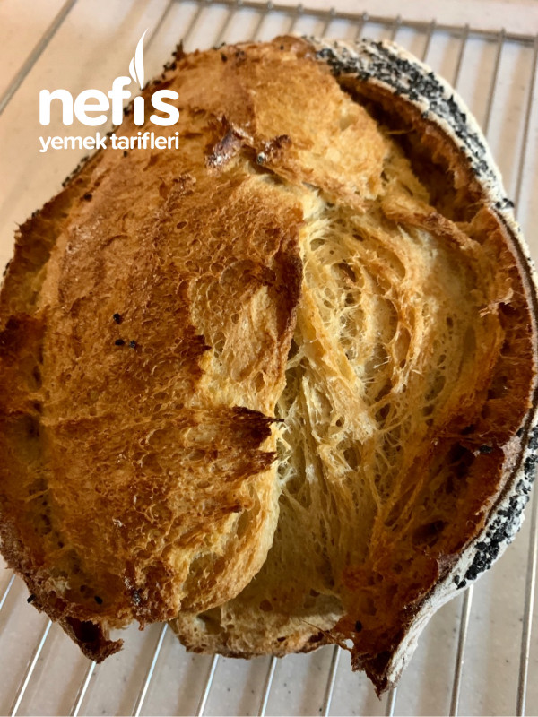 Yüzde yüz ekşi mayalı ekmek