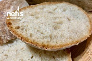Yüzde Yüz Ekşi Mayalı Ekmek Tarifi