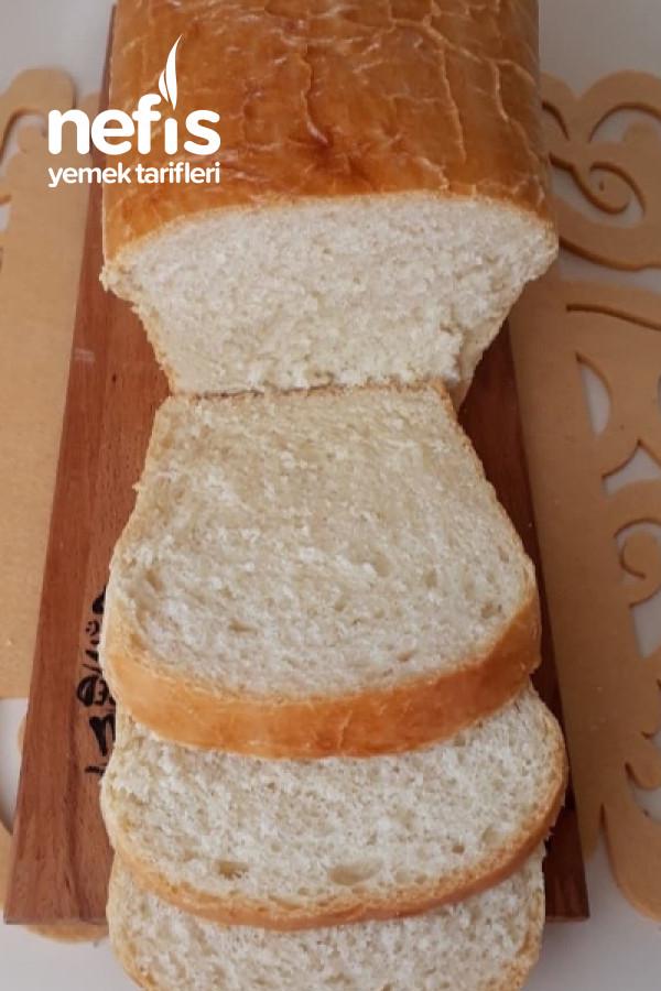 Ev Yapımı Yumuşacık (Tost Ekmeği)