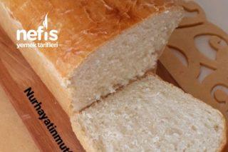 Ev Yapımı Yumuşacık (Tost Ekmeği) Tarifi