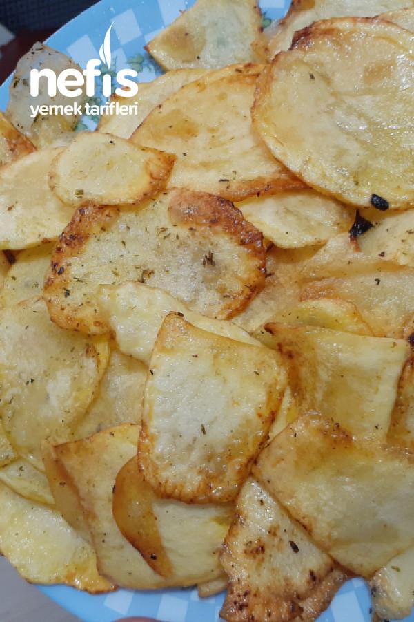 Evde Patates Cips