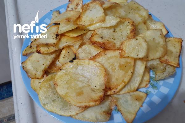 Evde Patates Cips Tarifi