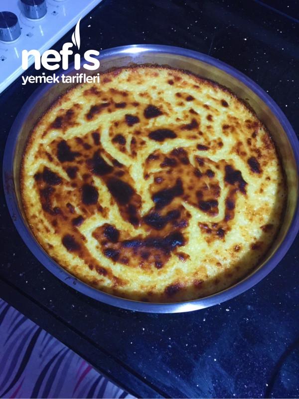 Gemsğineyi (Süt Böreği) Laz Usulü
