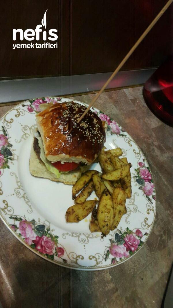 Hamburger (Hazırlardan Farksız)