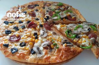Pizza (Lezzet Garantili) Tarifi