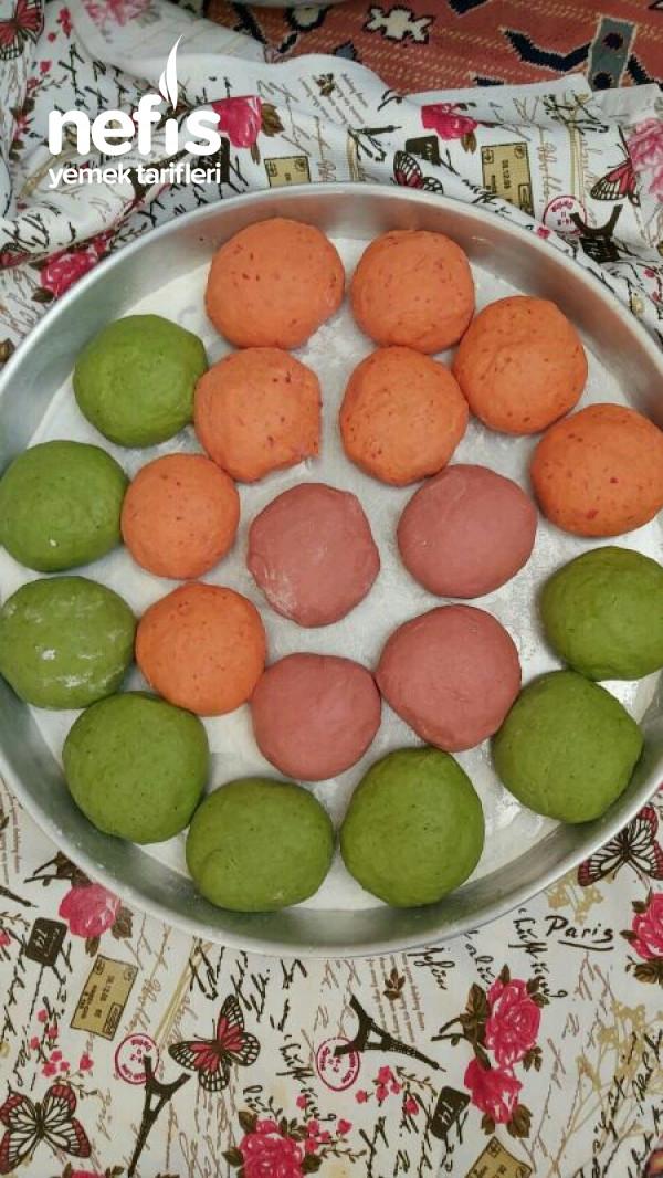 Renkli/Sade Erişte (Ramazana Hazırlık)