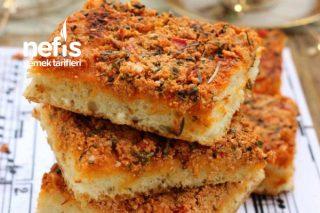 Biberli Ekmek (Hatay'ın En Sevilen Ekmeği) Tarifi