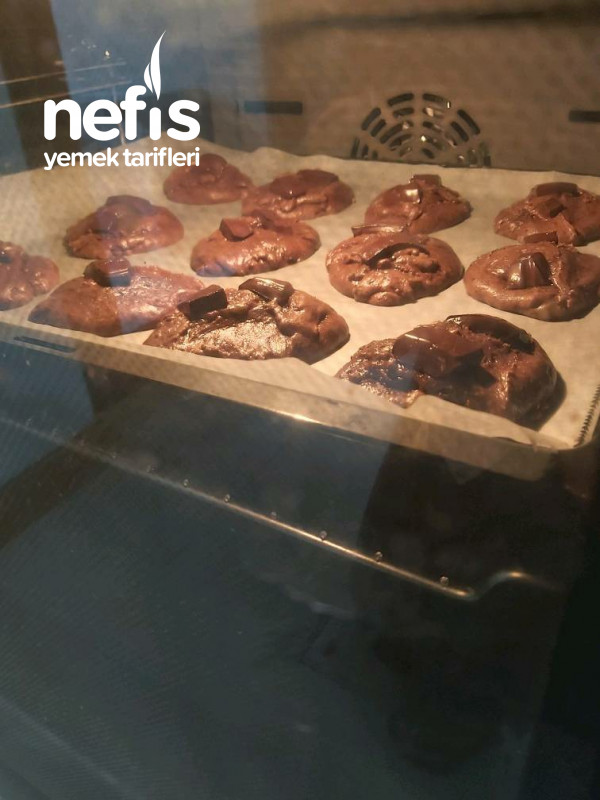 Çikolatalı Starbucks Cookie