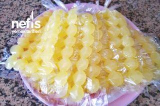 Limon Küpleri(Dondurucu İçin) Tarifi