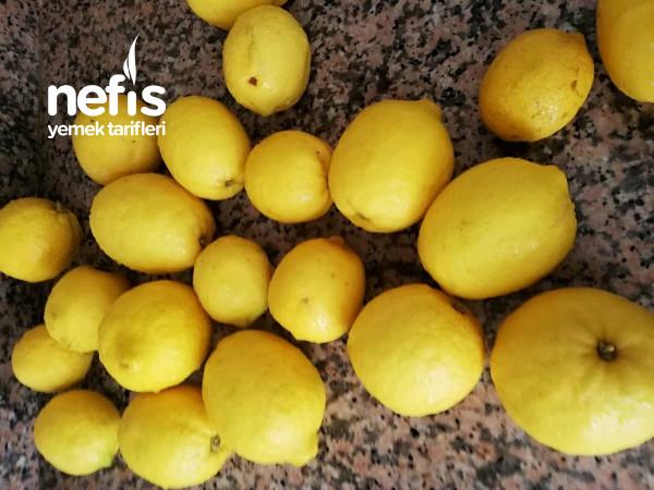 Limon Küpleri(dondurucu için)