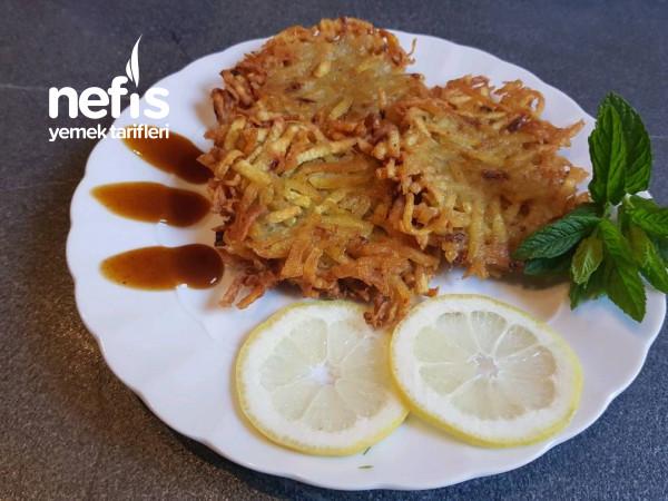 Patates Mücveri (Kartoffel Puffer)