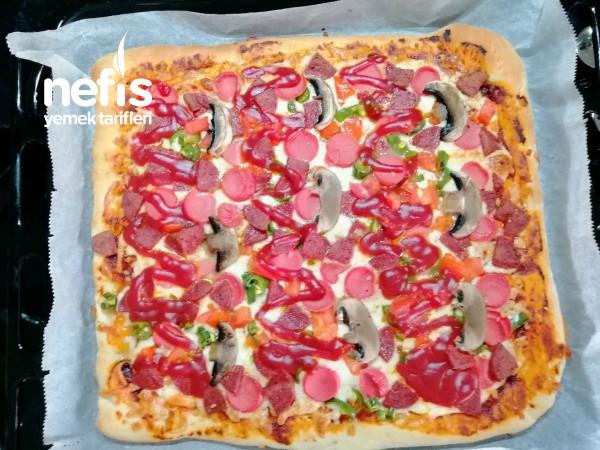 Aradığınız Pizza Tarifi