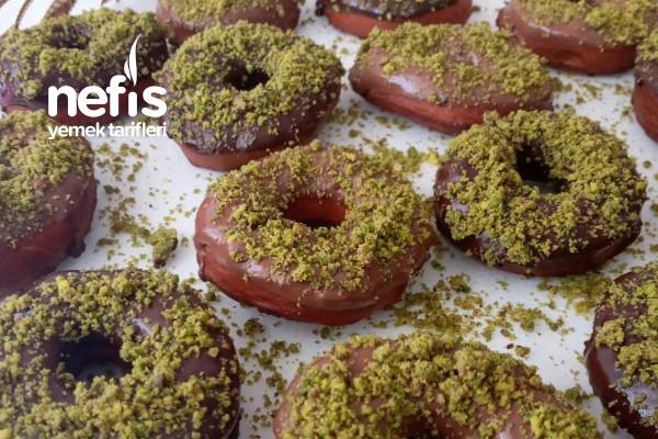 Ev Yapımı Donuts Tarifi