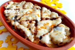 Fırın Mantar (Patlıcanlı) Tarifi