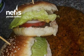 Hamburger Ve Ekmeği Tarifi