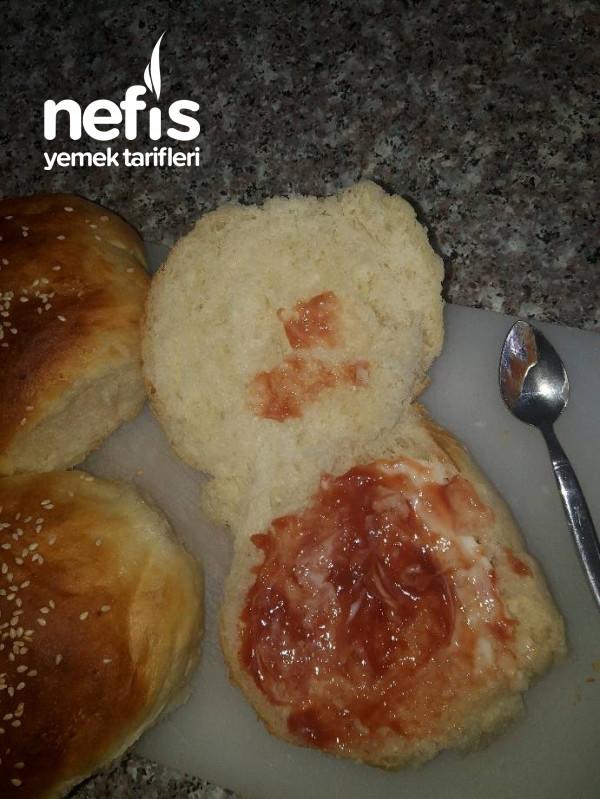 Hamburger Ve Ekmeği