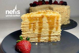Medovik Ballı Rus Pastası Tarifi