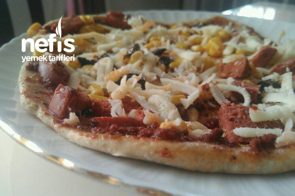 Pizza Sosu Tarifi