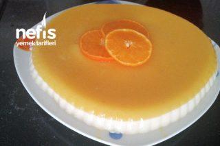 Portakallı Nurella Yaz Tatlısı Tarifi