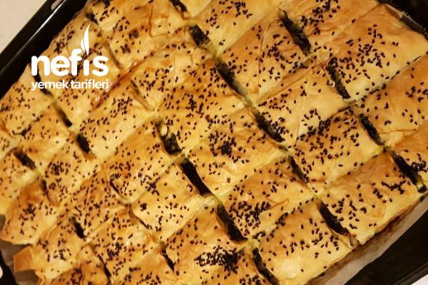 Pratik Ispanaklı Börek Tarifi