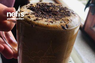 Soğuk Buzlu Bol Köpüklü Kahve Tarifi