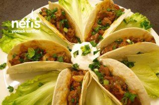 Taco Farkıyla Et Sote Tarifi
