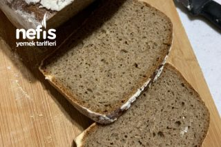 Yüzde Yüz Çavdar Ekmeği (Ekşi Mayalı) Tarifi