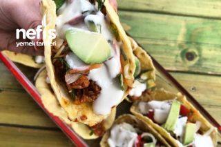 En İyi Tavuklu Taco Tarifi