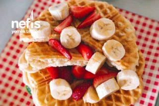 En Lezzetli Waffle Tarifi