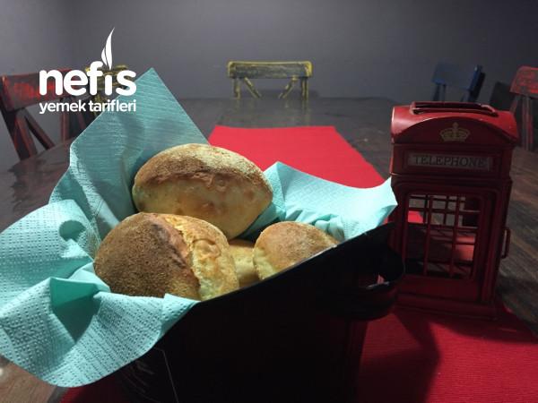 Evde Kolay Mis Gibi Dışı Çıtır İçi Yumuşacık  Ekmek