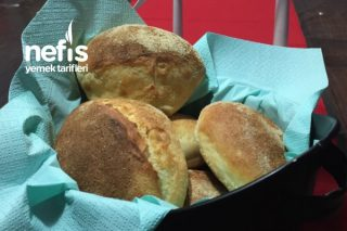 Evde Kolay Mis Gibi Dışı Çıtır İçi Yumuşacık  Ekmek Tarifi