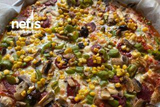 Karışık Pizzam Tarifi